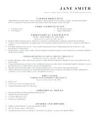 Personal Objectives For Resumes Personal Objective In Resume A Good