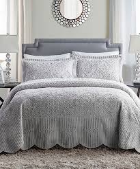 Best 25+ Quilted bedspreads ideas on Pinterest | Bedspreads, Gray ... & Look at this Gray Westland Quilted Bedspread Set on #zulily today! Adamdwight.com