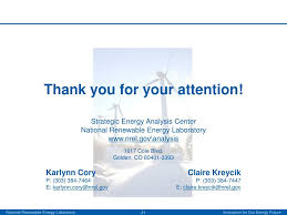 PPT - Renewable Energy Feed-in Tariffs: Lessons Learned from the U.S. and  Abroad PowerPoint Presentation - ID:4633191