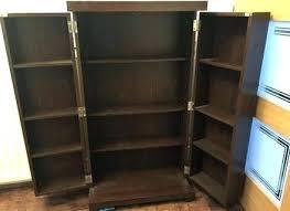 oak storage cabinet with doors hartlandinfo