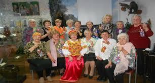 отчет по музейной практике  печки с пенсионерами встречаются регулярно проводят познавательные мероприятия чаепитие такие как Плат узорный Играй гармонь играй