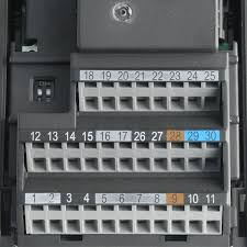 siemens micromaster 440 1 1kw 400v 3ph ac inverter drive, dbr Siemens Micromaster 440 Manual PDF at Siemens Micromaster 440 Control Wiring Diagram
