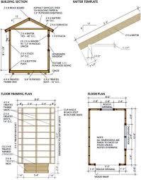 shed floor plans. Shed Floor Plans