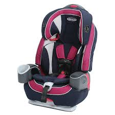 graco nautilus  in harness front facing multirecline