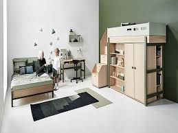 kids bedroom furniture singapore. Kids Furniture Singapore - FLEXA 2 Bedroom R