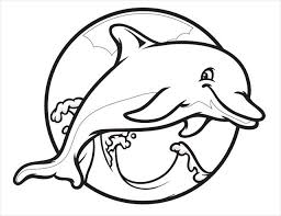 Free printable dolphin coloring pages for kids. Dolphin Free Printable Coloring Pages Dolphin Coloring Pages Cartoon Coloring Pages Animal Coloring Pages