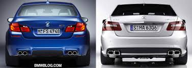 BMW Convertible bmw m5 vs mercedes e63 : Comparison: 2012 BMW M5 vs. 2012 Mercedes-Benz E63 AMG