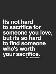Quotes About Sacrifice Best Quotes About Sacrifice Impressive Sacrifice Quotes Brainyquote