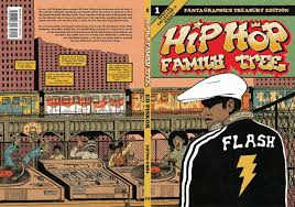 best comic i this past week hip hop family tree volume one