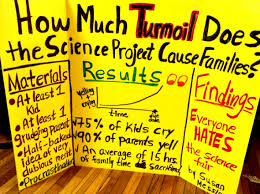 That Fake Science Fair Poster That Went Viral I Made It