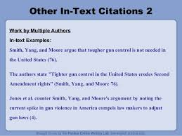 in text cite mla mla citation styles