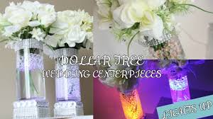 Light Up Display Stand Dollar Tree DOLLAR TREE WEDDING LIGHT UP CENTERPIECES DIY YouTube 2