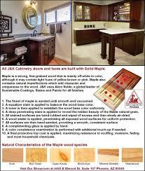 Kitchen And Bath Cabinets All Wood Kitchen Bath Cabinet Finishes Jk Phx Arizona