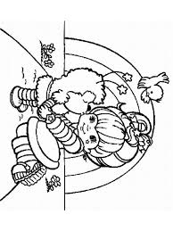 Small Picture Rainbow Brite coloring pages Free Printable Rainbow Brite