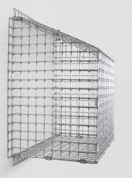 galvanized bird vent cover