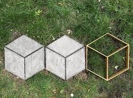 Creative way decor garden home cinder block Planters Also From homemade Modern This Is One Of The Most Unique Concrete Garden Projects We Have Seen Love The Look The Garden Glove 17 Awesome Diy Concrete Garden Projects The Garden Glove