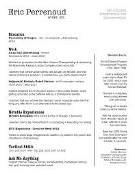Curriculum Vitae Free Template Classy Resume Curriculum Vitae Format Free Template And Example Or Cv Latex