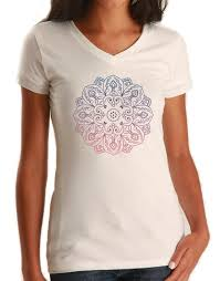 Mens Rainbows Size Chart Mandala Rainbow T Shirt New Age Yoga Mens And Ladies Sizes Small 3x Please See Sizing Chart In Item Details