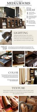 Media Room Decorating Ideas & Media Room Inspiration | Pottery Barn