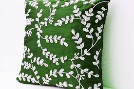 amazoncom amore beaute decorative throw pillow covers emerald