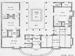 l shaped house plans with courtyard inspirational floor plan u shaped house plans with pool in