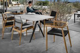 gloster outdoor furniture. SPLIT   TABLES Gloster Outdoor Furniture A