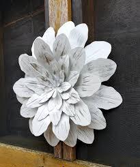 metal wall flower garden wall art