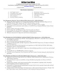 Cover Letter Shipping And Receiving Sample Resume Warehouse