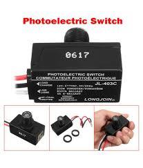 Mini Photocell Light Sensor Buy Mini Photocell Dusk To Dawn Automatic Light Lamp