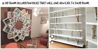 12 simple diy room interior decoration ideas