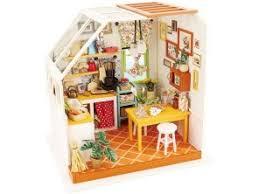 <b>Сборная модель DIY</b> House Кухня DG105 9-58-010556 в Москве ...