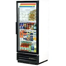 used glass door refrigerator commercial front for