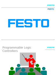 festo basic plc programmable logic controller cylinder engine