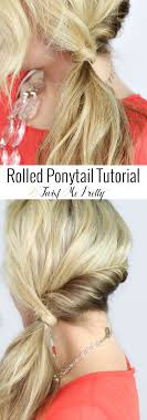 Quick Cute Ponytail Hairstyles Best 25 Cute Easy Ponytails Ideas On Pinterest Cute Ponytails