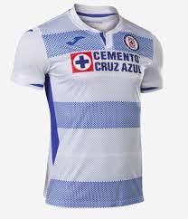 Cruz Azul 2020-21 Auswärts-Trikot