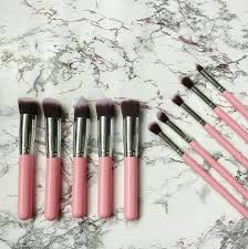 kabuki makeup brushes colors available health beauty makeup on carousell