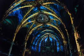 Aura Design Montreal Pin By Ben Ou On Light Effect Space Notre Dame