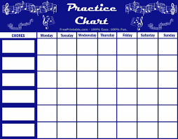 Free Printable Music Practice Charts Customize Your Free Printable Music Practice Chart Piano