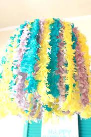 tissue paper chandelier tissue chandelier 9 tissue paper chandelier