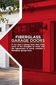 garage door material options ae door