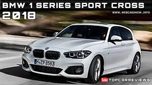 2018 BMW 1 Series Sport Cross Review Rendered Price Specs Release ...