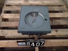 Foxboro Chart Recorder Pt8407 Peak Machinery