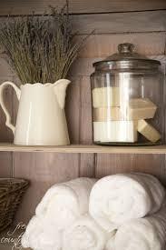 Decorative Bathroom Shelving 25 Best Ideas About Decorating Bathroom Shelves On Pinterest