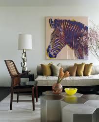 Zebra Living Room Set Wonderful Decorating Ideas Using Rectangular Black Wooden Stacking