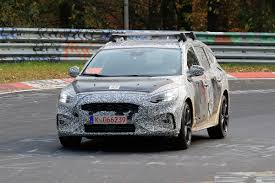2018 ford uk. delighful ford ford focus estate nurburgring front on 2018 ford uk