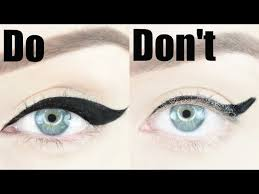 winged eyeliner dos and don ts