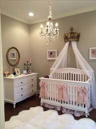 nursery room ideas chandeliers for baby girls room view larger