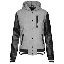 nike destroyer jacket women 039 s leather college