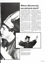 Richardson High School - Eagle Yearbook (Richardson, TX), Class of 1986,  Page 282 of 296