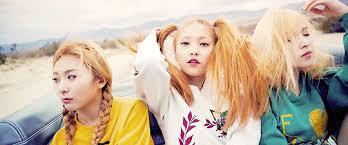 Dress Like Red Velvet In Ice Cream Cake Random Onehallyu
